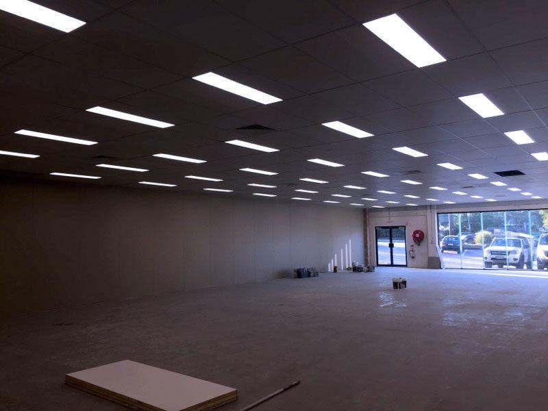 Beaumont Tiles Base Build Fit Out